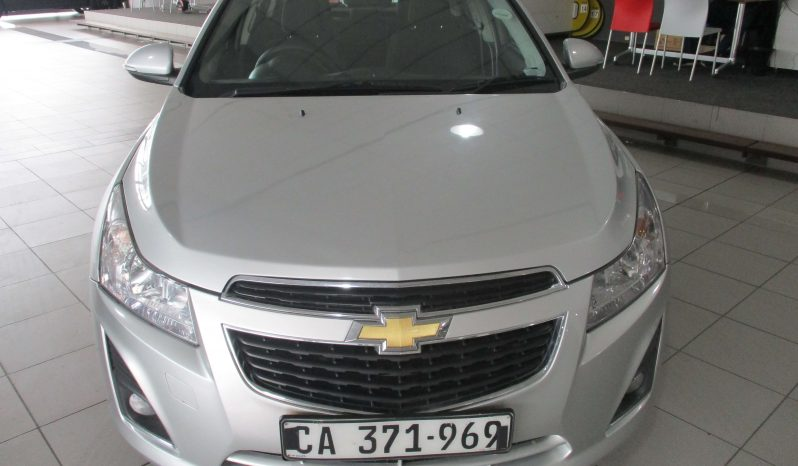 Chevrolet Cruze 1.4T LS full