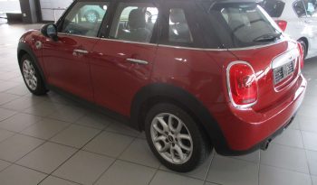 Mini Cooper 5Dr (XS52) full