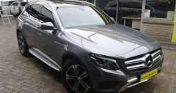 Mercedes Benz GLC 220d 4Matic 9G-Tronic