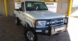 2012 Toyota Land Cruiser 79 4.0P 60th ED